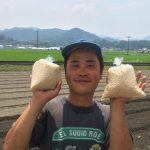 農薬と化学肥料不使用の玄米販売中です
